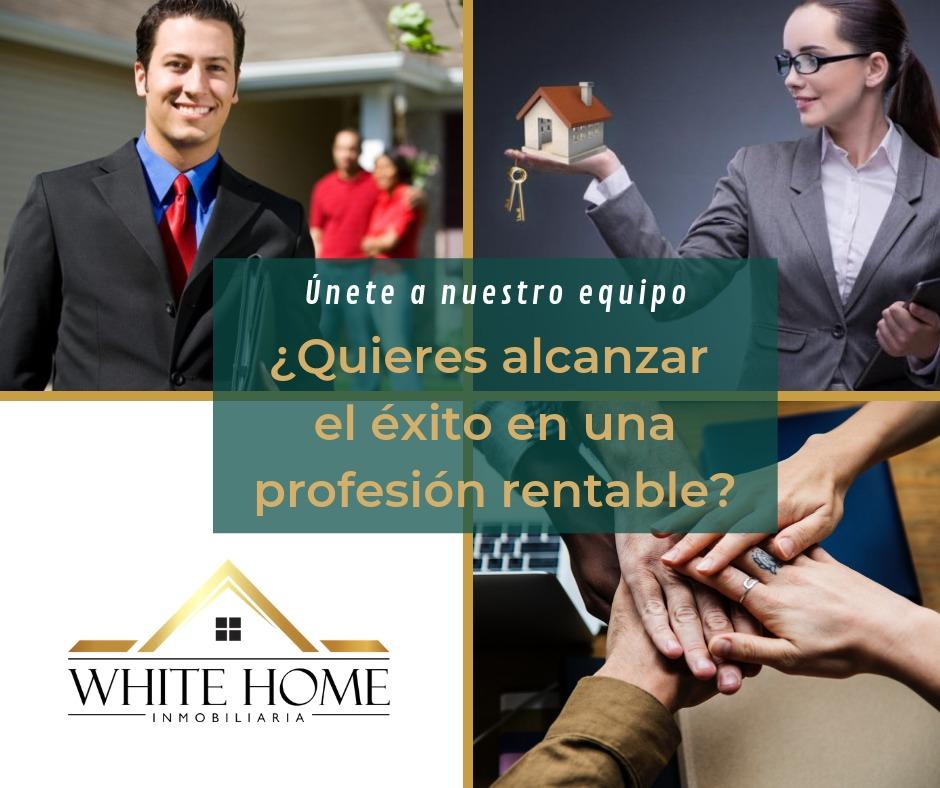 Trabajar en Whitehome