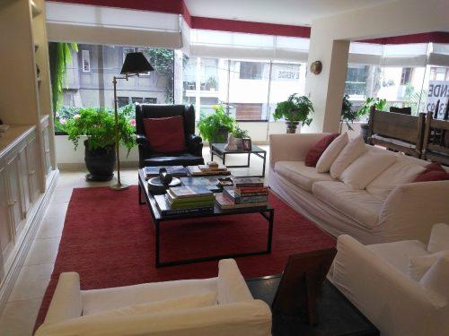 Exclusivo departamento en Miraflores