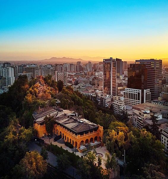 Invertir en Latinoamerica en Santiago Chile