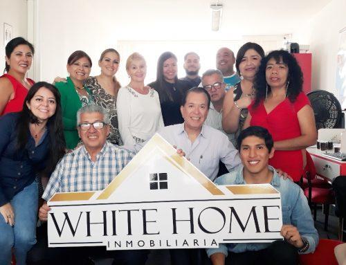 El equipo de Whitehome